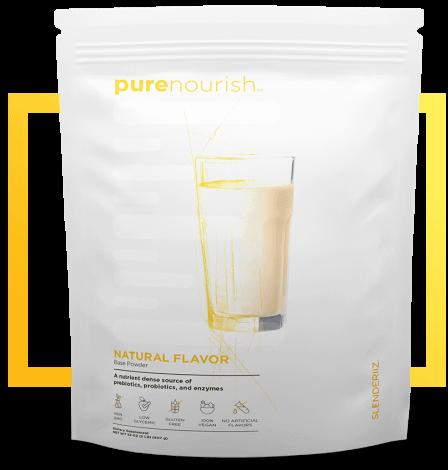product photo of purenourish natural by slenderiiz