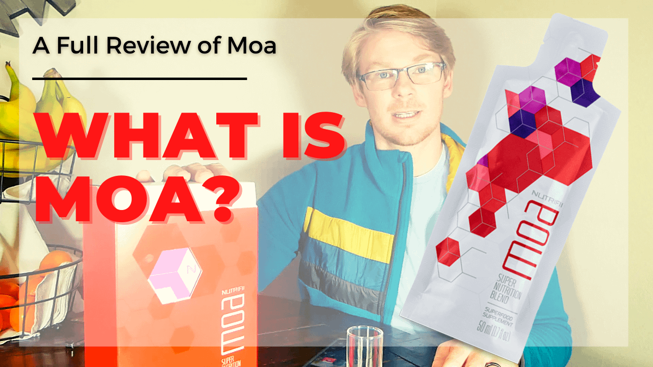 Moa YouTube Review Cover