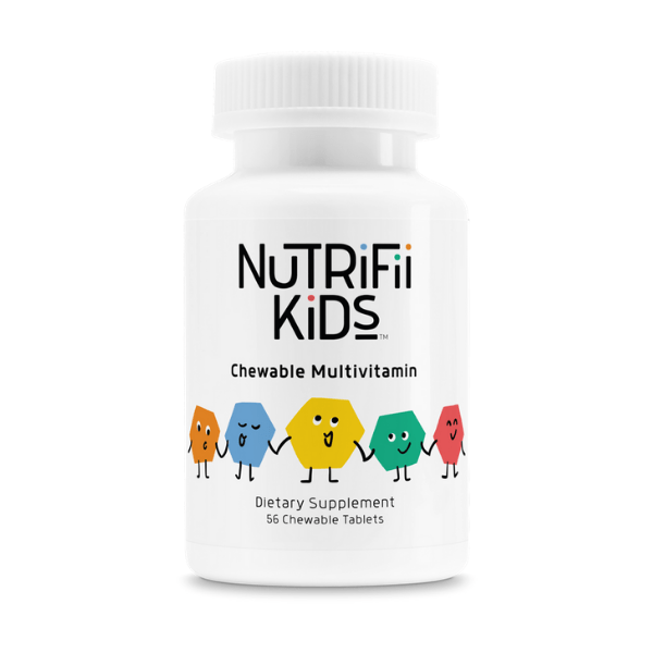 Nutrifii Kids Chewable Multivitamin product photo