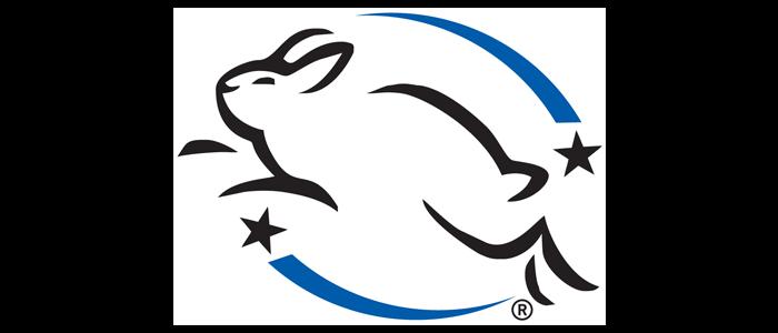 Leaping Bunny Program Badge