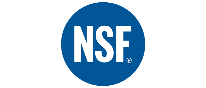 NSF International Badge