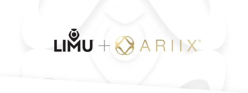 limu and ariix logos