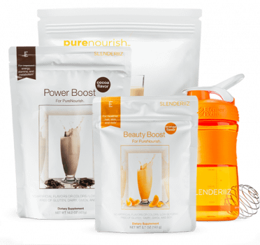 The PureNourish products by Slenderiiz