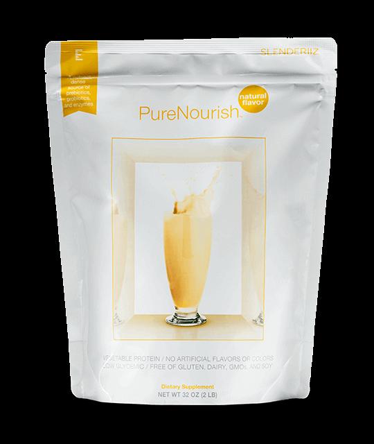 slenderiiz purenourish meal replacement product photo